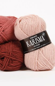 DROPS Karisma is a 4 strands sport yarn which has great shape stability and is superwash treated, which means that it is machine washable and perfect for daily. Drops Karisma, Garnstudio Drops, Wool Yarn, Knitting Yarn, Laine Drops, Fabric Softener, Needles Sizes, Lana, Couture