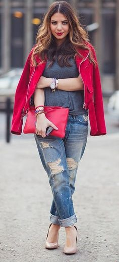 Street Style I love:Plus Size