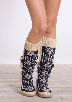 knit sock boots made from eco-friendly materials. $121