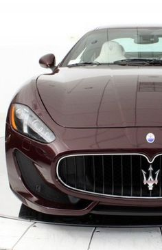 This Stunning #Maserati Gran Turismo is up for auction and could be yours. How much? Click on the image to find out... #spon