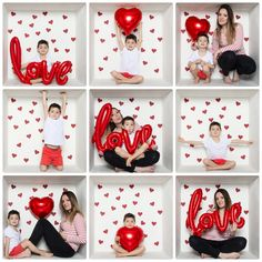 Shoot'in the box en famille Mir Family - Studio Mir : Studio photo professionnel proche de Paris Ballons, Shooting Photo, Photo Studio, Holiday Decor, Box, First Mothers Day Gifts, Gift Ideas, Mom, Love