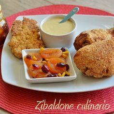 34.pollo fritto con salsa ala senape di Elena
