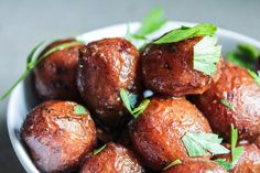 Slow-Cooker Roasted Potatoes - Powered by @ultimaterecipe