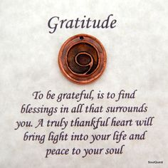 Hey, I found this really awesome Etsy listing at http://www.etsy.com/listing/161959426/soulquest-gratitude-charm