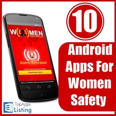 10 Best Android Apps For Women Safety