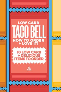 There's so much more to Taco Bell than carbs—and our list of Top 10 Low Carb Taco Bell meals is here to prove it! #lowcarb #keto #menu #glutenfree #groundbeef #mexicanpizza via @https://www.pinterest.com/thelittlepine