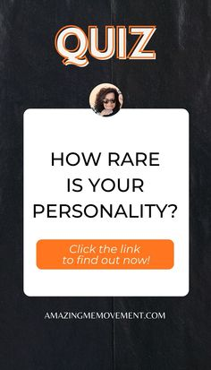 Take this peculiar test to find out how rare your personality is. quiz posts|quizzes|fun quizzes|personality tests|playbuzz quizzes|buzzfeed quizzes|quizzes for fun|quiz questions and answers|personality quizzes|quizzes about yourself