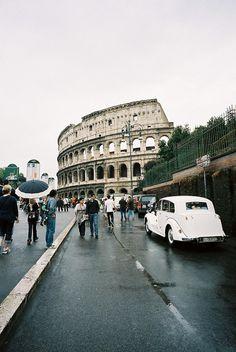 Italy, Lazio - Rome, Colloseum