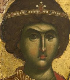 Saint George, Great-Martyr and Trophy-Bearer