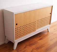Sideboard cabinet in MDF and plywood by Maurizio Cian Remo, Sideboard Cabinet, Credenza, Space Furniture, Plywood, Storage, Grande, Console, Bubble