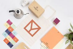Yardstick Coffee - Branding | Abduzeedo Design Inspiration