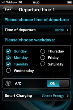 BMW i3 Smartphone App Previews The Future, Gallery 1 - MotorAuthority
