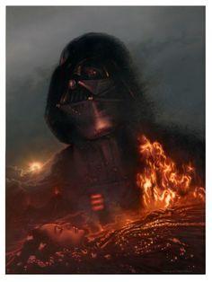 Darth Vader and Padme