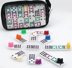 MEXICAN-TRAIN-Doppel-9-Domino-Trend-Spiel-aus-Amerika