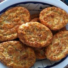 Muffins de pescada