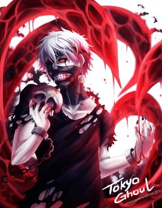 Tokyo Ghoul - The Hunger by Hikariuta on DeviantArt