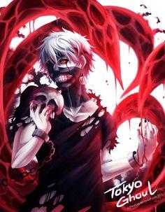 Tokyo Ghoul - The Hunger by Hikariuta on DeviantArt