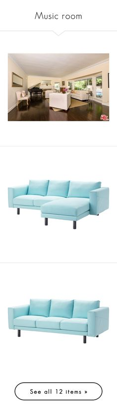 Music room  by slytherinsweetheart24 ? liked on Polyvore featuring home furniture sofas  sc 1 st  Pinterest : chaise lounge music - Sectionals, Sofas & Couches