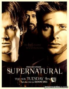 Supernatural - Can't wait for this show to come back in October! <3