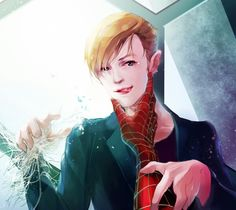 Parksborn peter parker and harry Osborn. The Amazing Spider-Man
