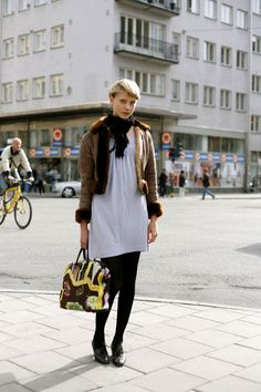 On the Street….. Pixie, Sodermalm Stockholm « The Sartorialist