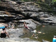 Cool Swimming Holes in East Tennessee | Tennessee Triptales