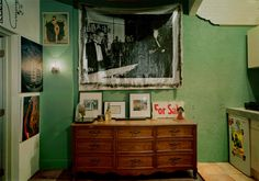 Inside the colorful former residence of Bob Dylan, Leonard Cohen, Janis Joplin, and many more famous personalities.