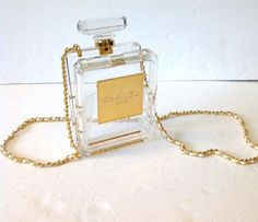 Spring/Summer 2014 Runway Chanel Perfume Bottle Bag image 3