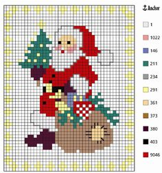 Thrilling Designing Your Own Cross Stitch Embroidery Patterns Ideas. Exhilarating Designing Your Own Cross Stitch Embroidery Patterns Ideas. Santa Cross Stitch, Cross Stitch Cards, Beaded Cross Stitch, Cross Stitch Flowers, Cross Stitching, Cross Stitch Embroidery, Christmas Charts, Cross Stitch Christmas Ornaments, Christmas Cross
