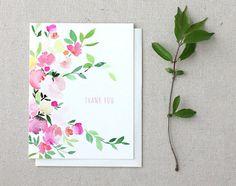 Tarjeta de Flores para Mamá