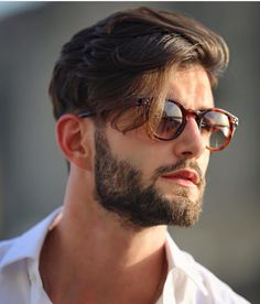 37 Popular Hairstyles For Men To Copy This Year 2019 Mens Hairstyles With Beard, Popular Mens Hairstyles, Cool Hairstyles For Men, Hairstyles Haircuts, Haircuts For Men, Wedding Hairstyles, Beard Styles For Men, Hair And Beard Styles, Gents Hair Style
