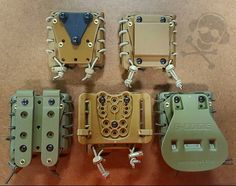 G-Code- So many options... Kydex Sheath, Survival Weapons, Tactical Gear, Pouches, Gears, Badass, Suitcase, Coding, Backpacks