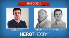 Learn how two Irish lads sell $1.6 Million per year worth of physical goods online every year.  Click here to listen --> http://herotheory.com/22