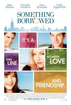 something borrowed,  books turned movies 2011
