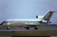 Sabena Boeing 727-29C OO-STD at Copenhagen-Kastrup, July 1973. (Photo: Kjell Nilsson)