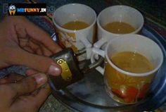 Funny Tea Jugaad