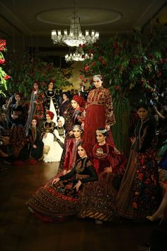 INDIAN FASHION INDUSTRY: THEN AND NOW