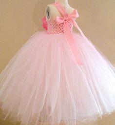Flower girl: light pink 2