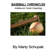 Baseball Chronicles: Articles on Youth Coaching (Kindle Edition)  http://www.picter.org/?p=B007HHDBT6