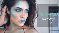 Mermaid Makeup Tutorial ft. NYX Avant Pop Palette   Melissa Alatorre