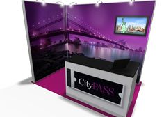 Small Modular Exhibition Stand Design 2