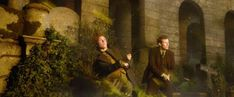 FB2: Crimes of Grindelwald Newt Scamander & brother Theseus Scamander