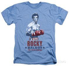 Rocky - Balboa T-Shirt at AllPosters.com