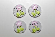 K10  handgemaakte knoopjes  setje van 4 stuks; 2.958 euro