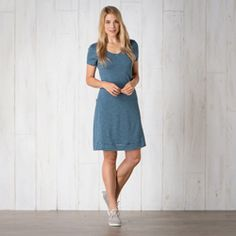 Women's Spring Dresses ~ Toad&Co - Marley SS Dress