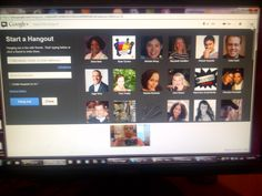 Have you checked out who is using google-hangouts?