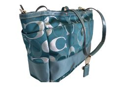 Coach diaper bag, @Rachel DeAngelo