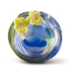 December, Narcissus (Rebirth) - Narcissus Flower Figurine