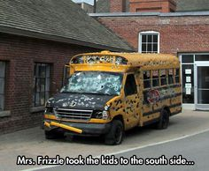 How The Magic School Bus Ended