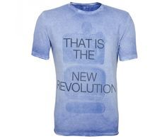 That's the New #Revolution: you! - Camiseta GANG via @gangoficial